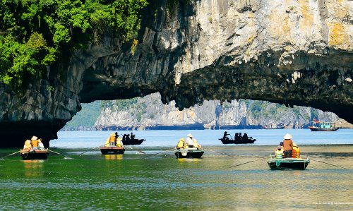 Ha Long Bay Tour